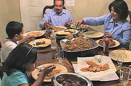 Afghan-American Family Finds Ramadan Good Opportunity for Reflection