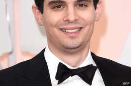 FILE - Director Damien Chazelle attends the 87th Annual Academy Awards at Hollywood & Highland Center on February 22, 2015 in Hollywood, California.