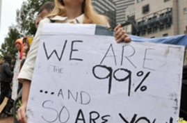 Anti-Wall Street Protest Movement Spreading