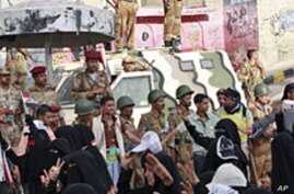 Supporters of Yemen's President Rally; Protests Continue