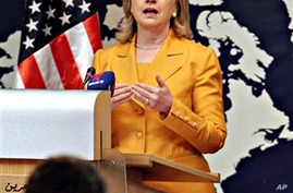 Clinton Urges Iran to 'Engage Seriously' on Nuclear Program
