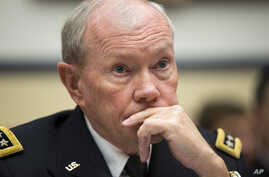 Joint Chiefs Chairman Gen. Martin Dempsey, Nov. 13, 2014.