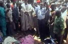 Bomb Kills Would-Be Bombers In Central Nigeria