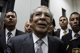 Guatemala to Try Ex-Dictator for Genocide