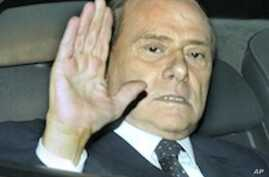 Berlusconi Resigns, Ending Scandal-Plagued Era