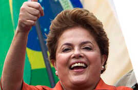 Analysts: Rousseff on Course to Become Brazil's First Female President