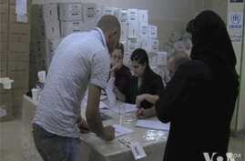 Syrian Refugees Seek Help in Lebanon
