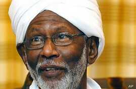 Sudanese Opposition Leader Arrested
