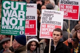 British Public Growing Weary of Afghan War