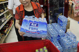 Chemical Spills Contaminate Drinking Water in Eastern China