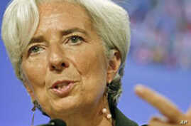 IMF Chief: Government Debt Could Stifle Economic Recovery