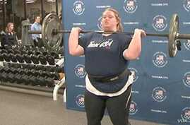 Weightlifter Among Female Athlete Majority on US Olympic Team