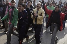 Analyst Says Egyptians Blame Military for Soccer Violence