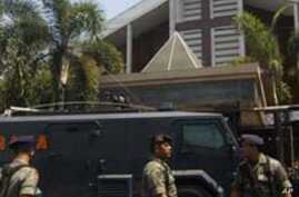 Indonesia Arrests Bombing Suspect