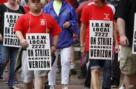 US Companies, Labor Unions Struggle Over Politics Profits, Wages