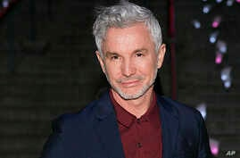 Director Baz Luhrmann attends the Vanity Fair Tribeca Film Festival party  in New York,  April 16, 2013.