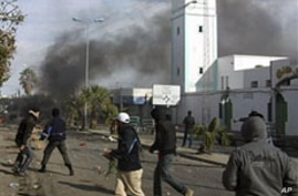 Rights Group says 35 Dead in Tunisia Protests