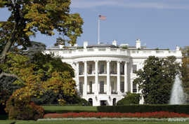 FILE - The White House is pictured in Washington D.C.