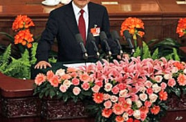 China's Premier Discusses Economy, Social Stability in National Address