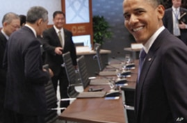 Obama: Asia-Pacific Region Critical to US Economic Recovery