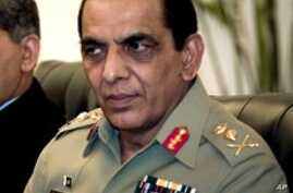 Pakistani Military Chief Warns US Against Unilateral Military Action