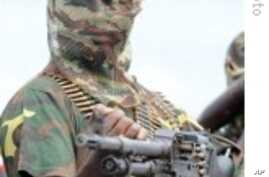 Nigerian Militants Accuse Military of Threatening Cease-Fire