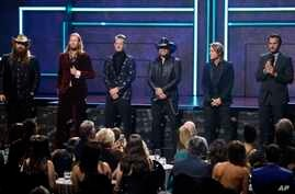 2017 CMT Artist of the Year Award-Show