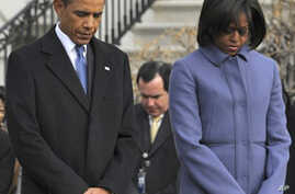 Obama: Nation Still Grieving Over Arizona Shootings