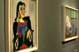 Picasso's Private Collection Draws US Crowds