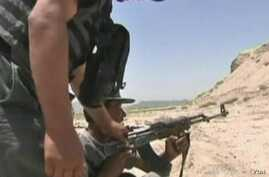 US Afghan Officials Debate Country's Future Security