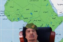 Africans Shed Few Tears for Gadhafi