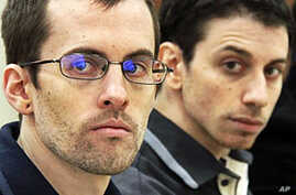 US Hikers' Trial to Continue in Iran