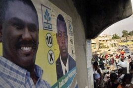 International Monitors to Recommend Elimination of Presidential Candidate in Haiti Runoff Election