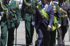 Violence Reported in Harare as Mugabe Calls for Peace