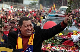 Chavez Arrives in Cuba for Cancer Surgery
