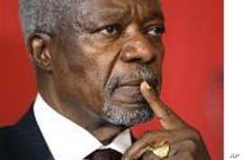 Annan Wants Local Tribunal, ICC to Try Kenya's Post-election Violence Perpetrators