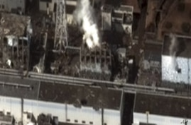 Crisis Continues at Crippled Japanese Nuclear Power Plants