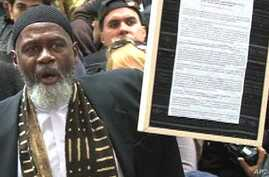 Muslim Groups Back Occupy Wall Street Protesters