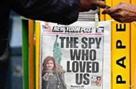 Russian Double Agent Betrayed Spy Ring in US