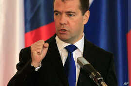 Medvedev Orders Probe Of Russian Election Fraud Allegations
