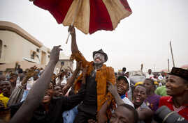 Kano Celebrations for Buhari