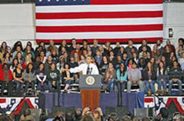 Obama Announces Changes to Ease Student Loan Burdens
