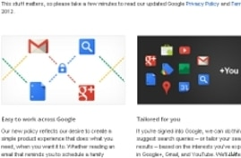 Google to Track Users Across Services