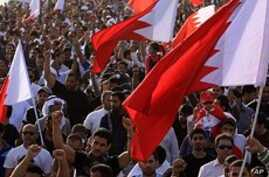 Opposition Protesters March in Bahrain
