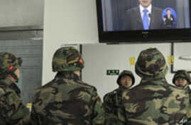 South Korean President Angered by 'Inhumane' Attack