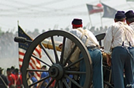 US Civil War Comes Alive 150 Years After First Battle