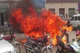 Anti-China Protest Leads to 2 Tibetan Immolations