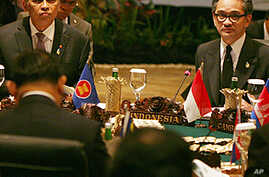 ASEAN Foreign Ministers Discuss South China Sea Dispute