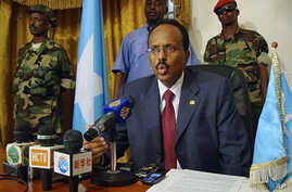 Somali PM Mohamed Abdulahi Mohamed (File)
