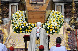 Pope Benedict Declares John Paul 'Blessed'